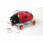 V and A Museum: Ladybird Toy