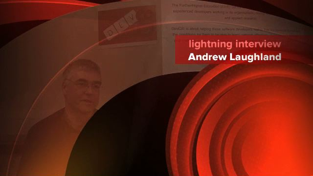 Interviews with Innovators: Andrew Laughland