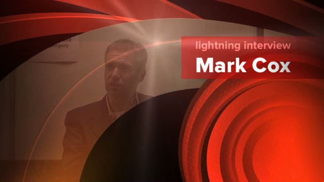Interviews with Innovators: Dr Mark Cox
